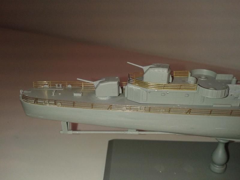 USS Benson 1/350 de Dragon 20150320