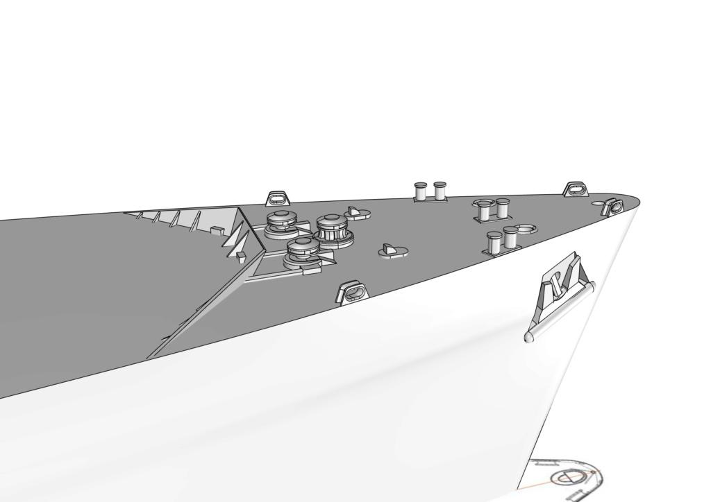 HMS Fearless 1/350 310