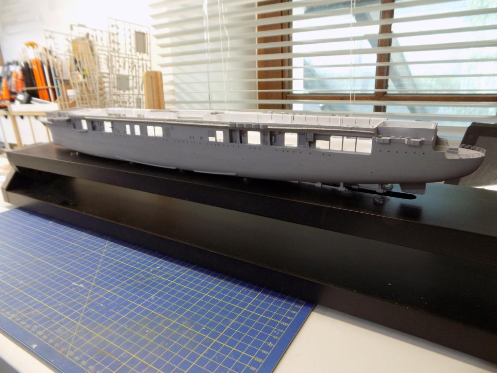 "USS HORNET CV-8 ""Raid on Tokyo"" 1/350 de Trumpeter - Page 5 Dscn1422"