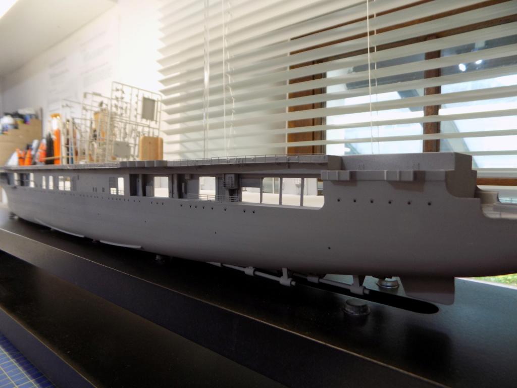"USS HORNET CV-8 ""Raid on Tokyo"" 1/350 de Trumpeter - Page 5 Dscn1423"