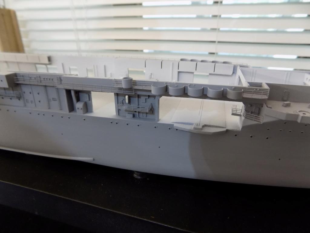 "USS HORNET CV-8 ""Raid on Tokyo"" 1/350 de Trumpeter - Page 5 Dscn1424"