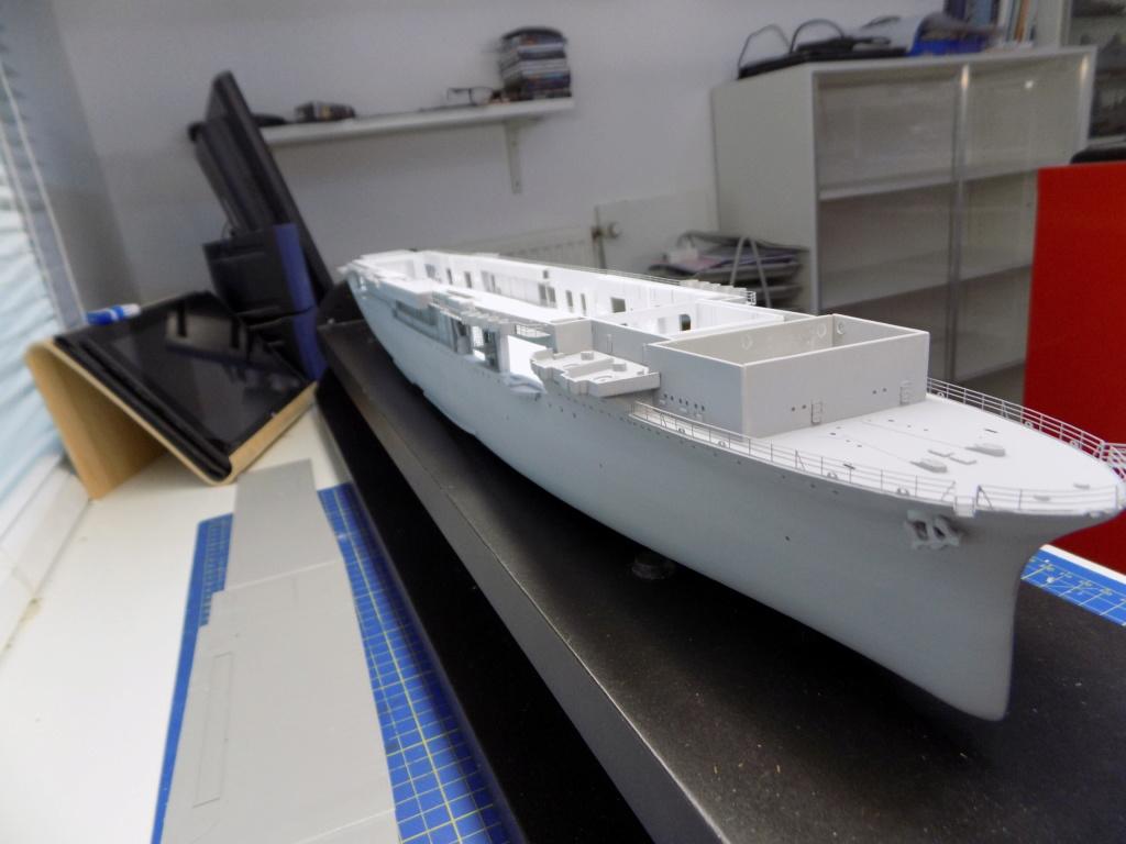 "USS HORNET CV-8 ""Raid on Tokyo"" 1/350 de Trumpeter - Page 5 Dscn1425"
