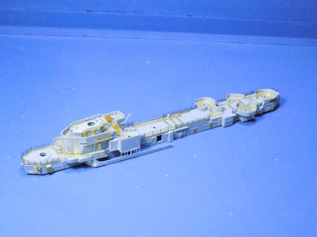 USS Gearing DD-710 1945 Dragon 1/350ème - Page 2 Dscn1523