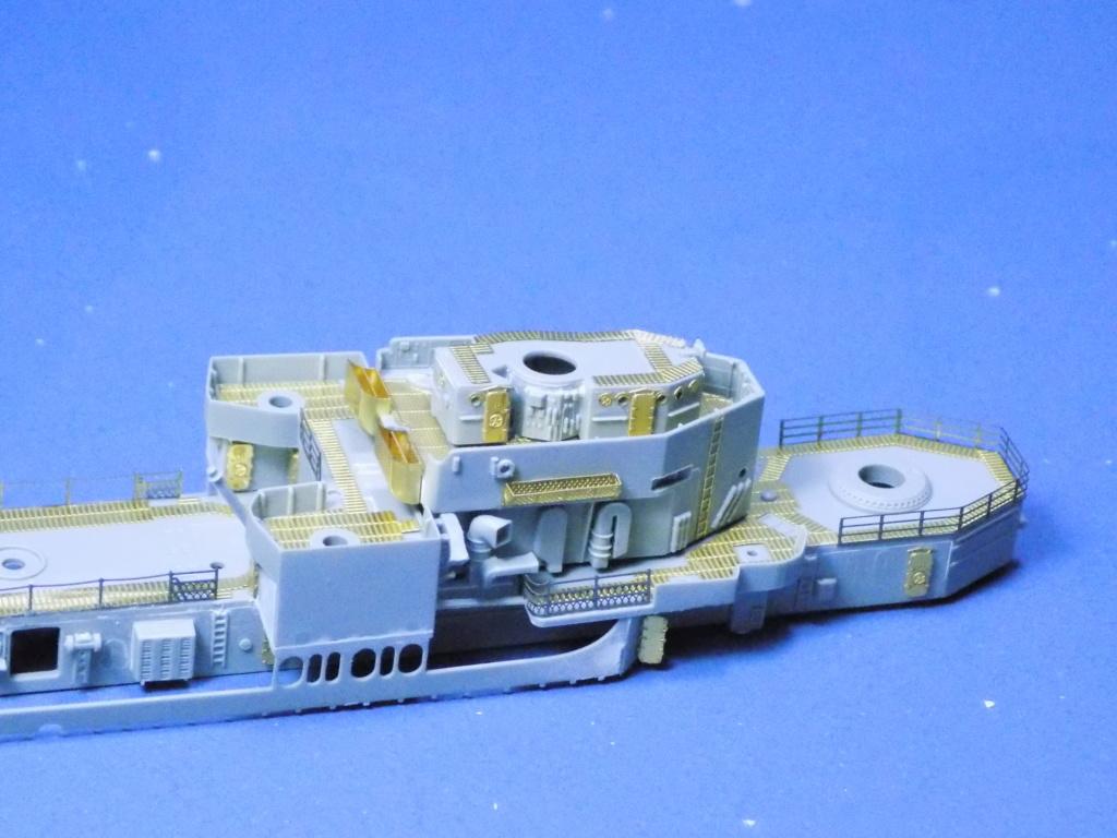 USS Gearing DD-710 1945 Dragon 1/350ème - Page 2 Dscn1527