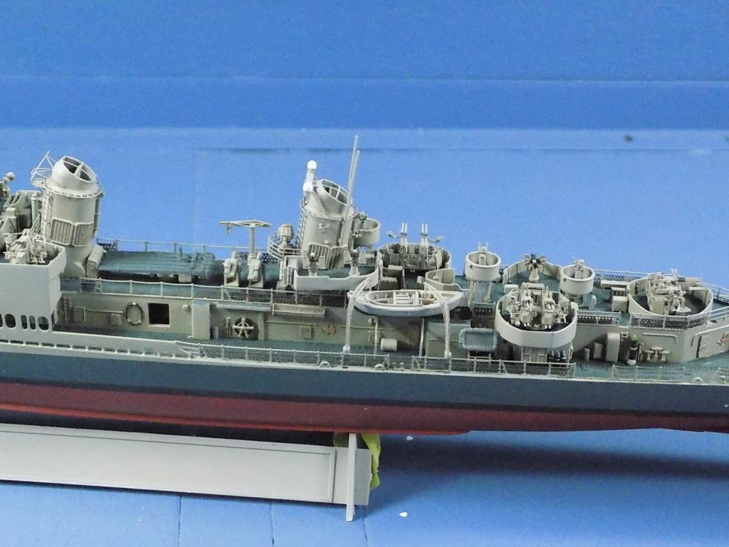 USS Gearing DD-710 1945 Dragon 1/350ème - Page 3 Dscn1566