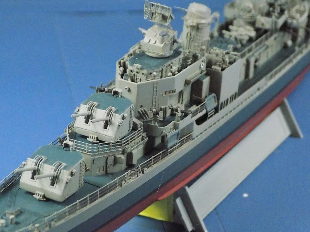 USS Gearing DD-710 1945 Dragon 1/350ème - Page 3 Dscn1570