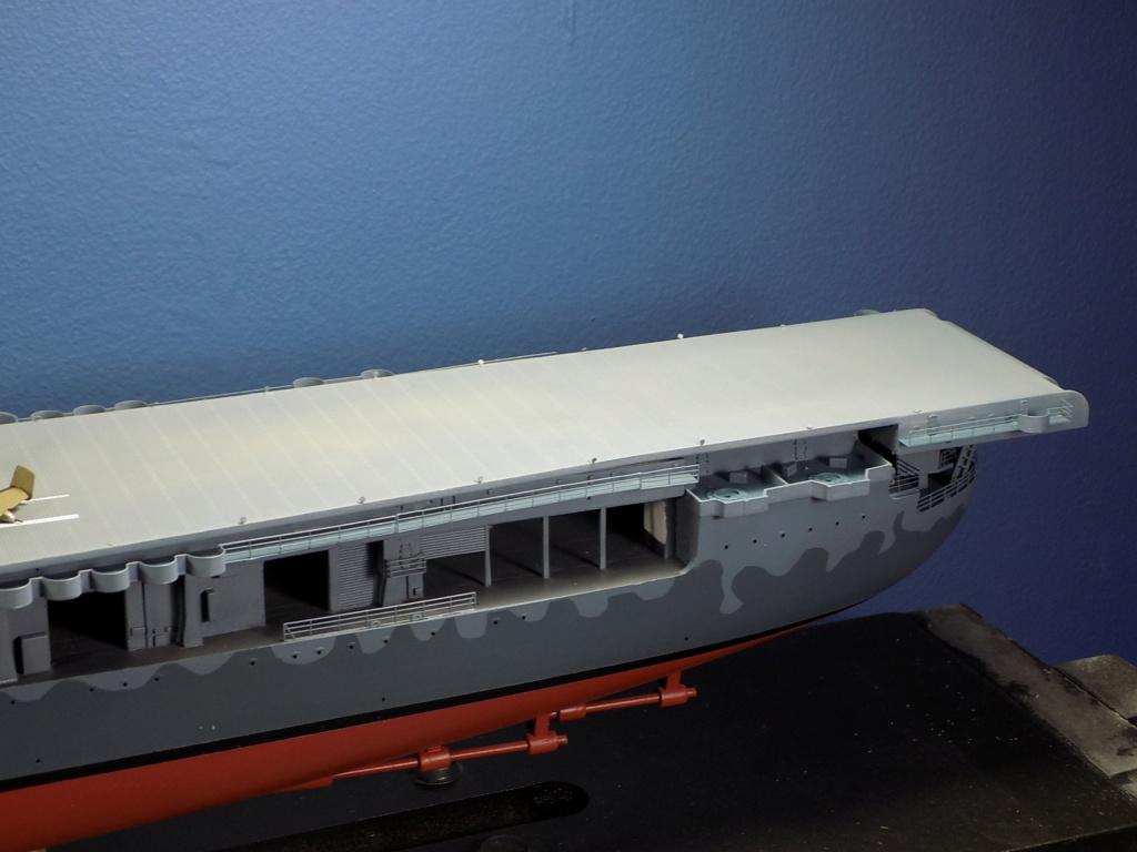 "USS HORNET CV-8 ""Raid on Tokyo"" 1/350 de Trumpeter - Page 7 Dscn1675"