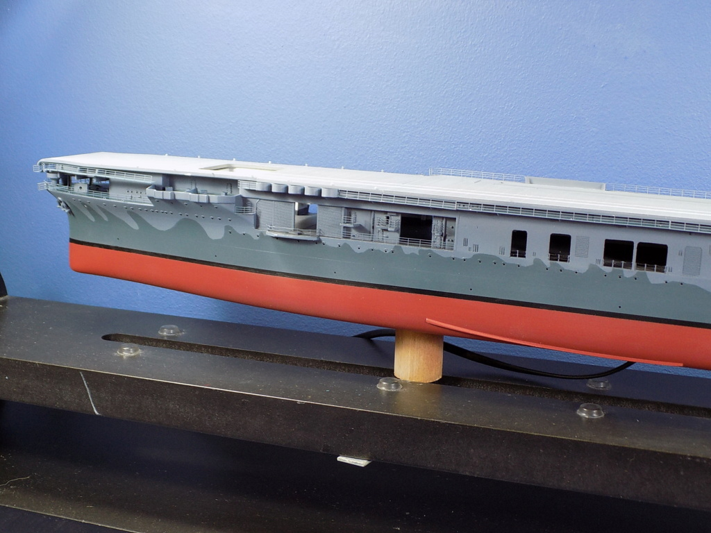 "USS HORNET CV-8 ""Raid on Tokyo"" 1/350 de Trumpeter - Page 7 Dscn1677"