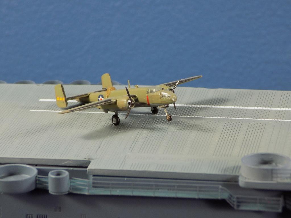 "USS HORNET CV-8 ""Raid on Tokyo"" 1/350 de Trumpeter - Page 7 Dscn1680"