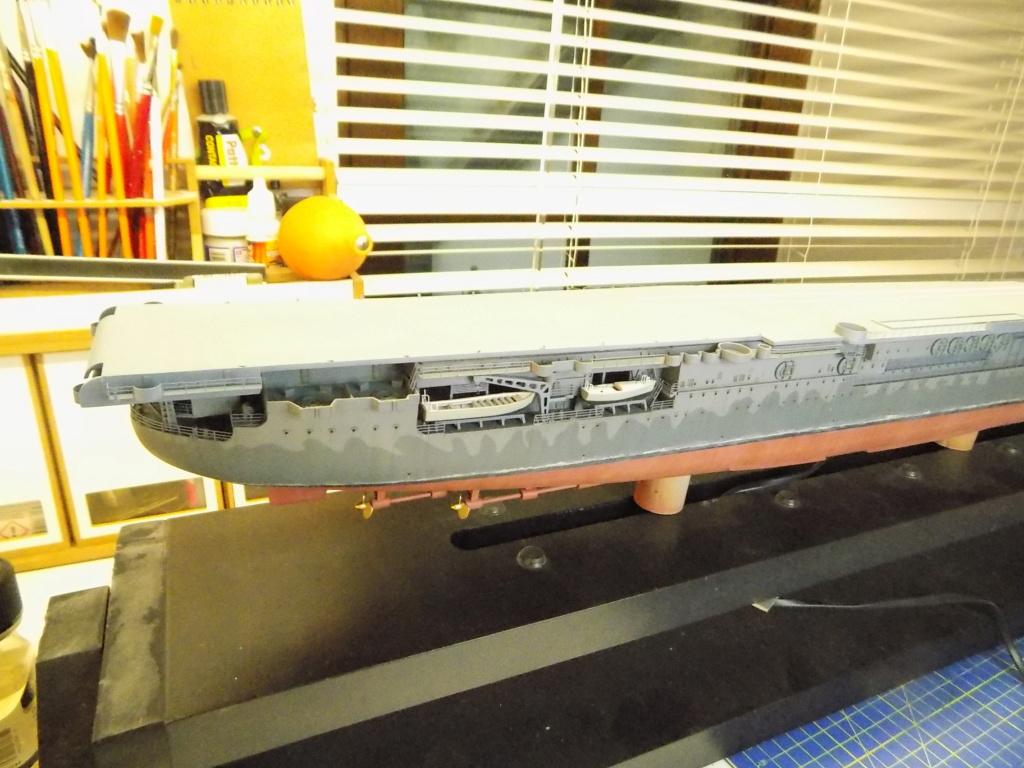 "USS HORNET CV-8 ""Raid on Tokyo"" 1/350 de Trumpeter - Page 9 Dscn1723"