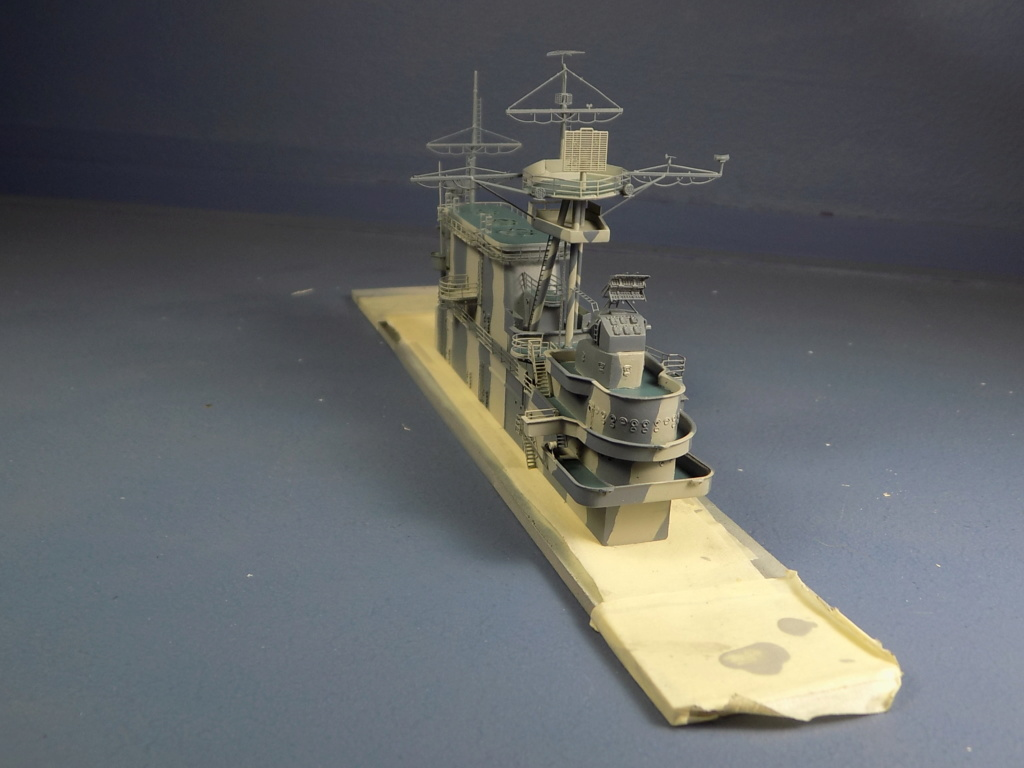 "USS HORNET CV-8 ""Raid on Tokyo"" 1/350 de Trumpeter - Page 10 Dscn1739"