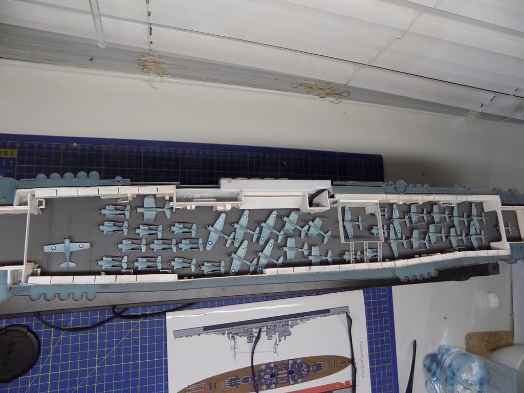 "USS Hornet CV-8 ""Raid on Tokyo"" (Trumpeter 1/350°) par horos - Page 11 Dscn1815"