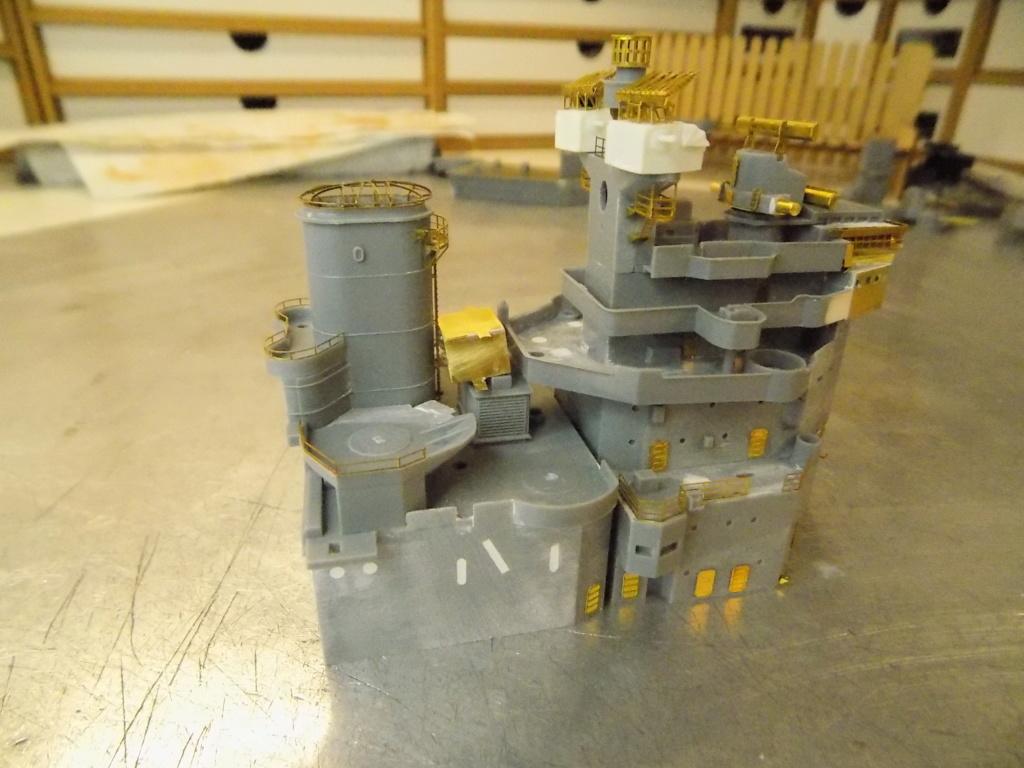 HMS DUKE OF YORK Tamiya 1/350 + Kit Pontos - Page 3 Dscn1831