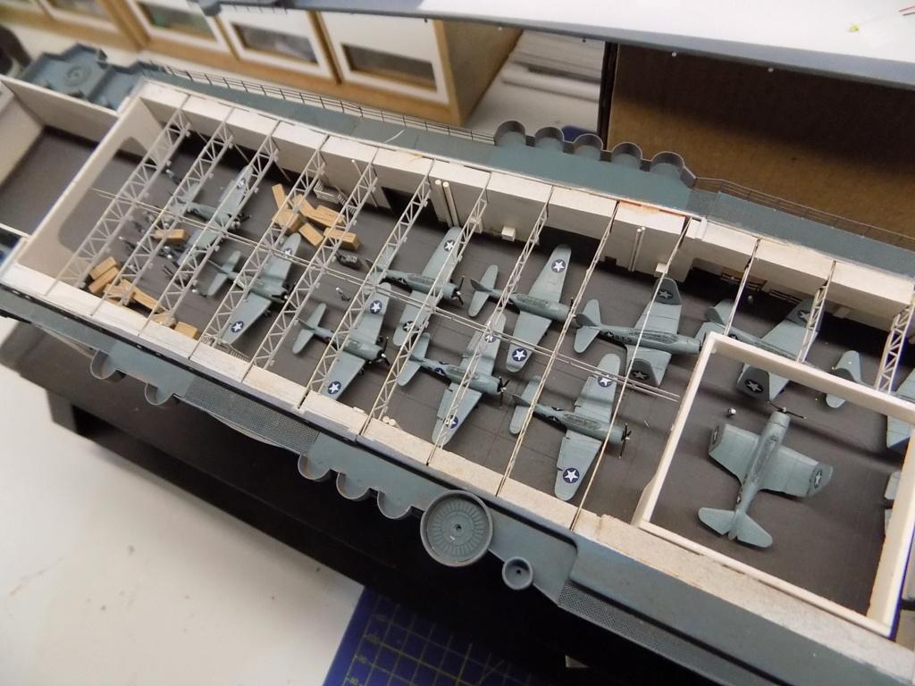 "USS Hornet CV-8 ""Raid on Tokyo"" (Trumpeter 1/350°) par horos - Page 12 Dscn1936"