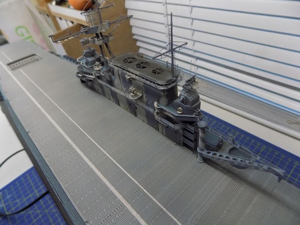 "USS HORNET CV-8 ""Raid on Tokyo"" 1/350 de Trumpeter - Page 13 Dscn1948"
