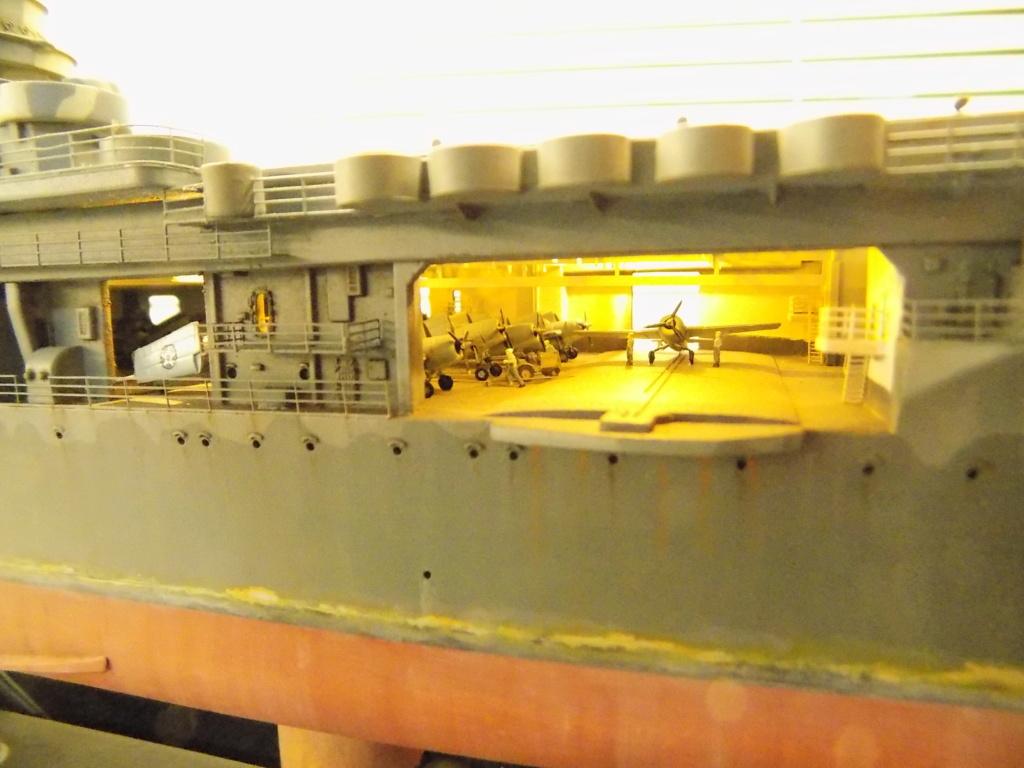 "USS HORNET CV-8 ""Raid on Tokyo"" 1/350 de Trumpeter - Page 14 Dscn1952"