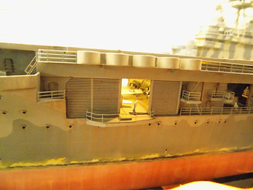 "USS HORNET CV-8 ""Raid on Tokyo"" 1/350 de Trumpeter - Page 13 Dscn1953"