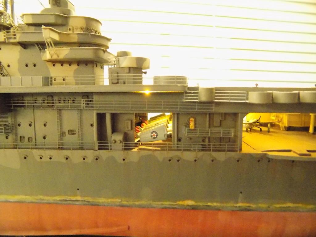 "USS HORNET CV-8 ""Raid on Tokyo"" 1/350 de Trumpeter - Page 14 Dscn1955"