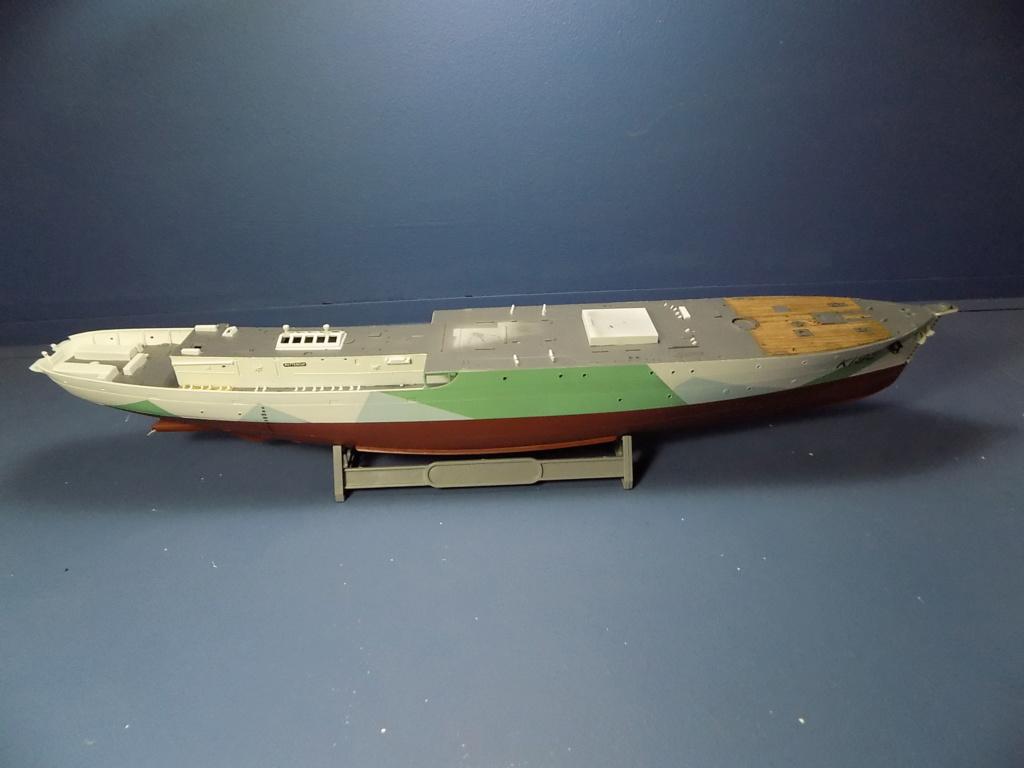 HMS Buttercup frégate belge de la class Flower au 1/144 de Revell - Page 2 Dscn1972