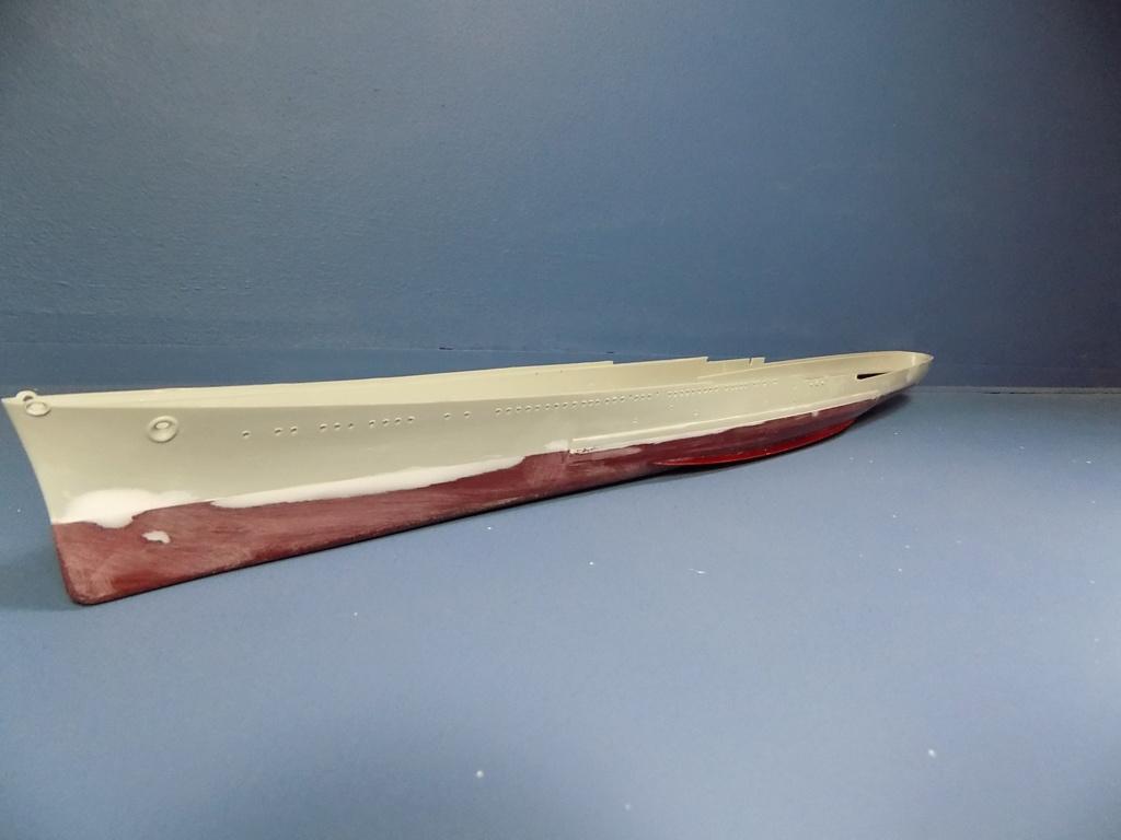 USS San Francisco 1942 au 1/350ème de Trumpeter + Set PE Flyhawk  Dscn2014