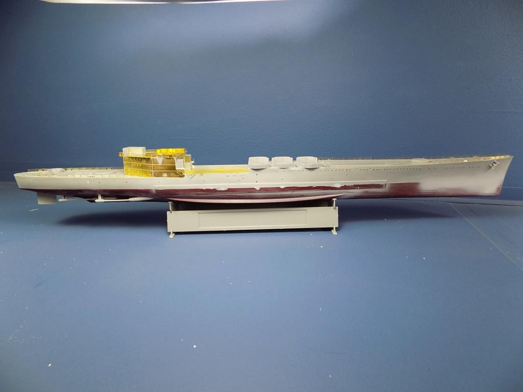 USS San Francisco 1942 au 1/350ème de Trumpeter + Set PE Flyhawk  - Page 3 Dscn2035