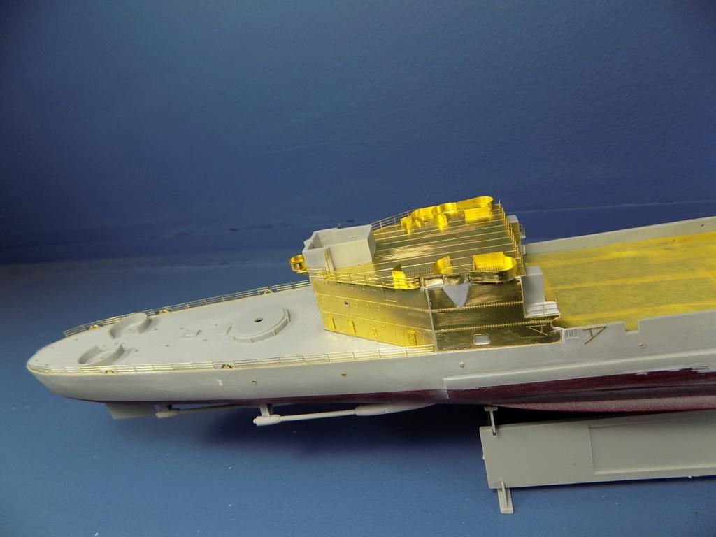 USS San Francisco 1942 au 1/350ème de Trumpeter + Set PE Flyhawk  - Page 3 Dscn2036