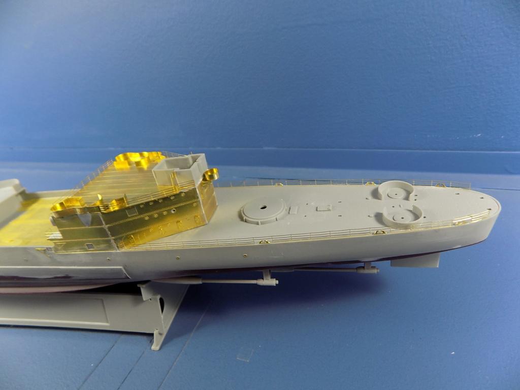 USS San Francisco 1942 au 1/350ème de Trumpeter + Set PE Flyhawk  - Page 3 Dscn2038