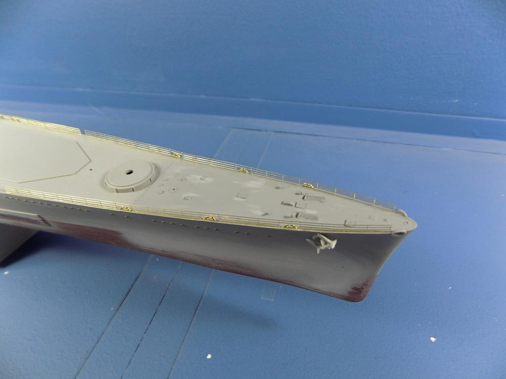 USS San Francisco 1942 au 1/350ème de Trumpeter + Set PE Flyhawk  - Page 3 Dscn2040