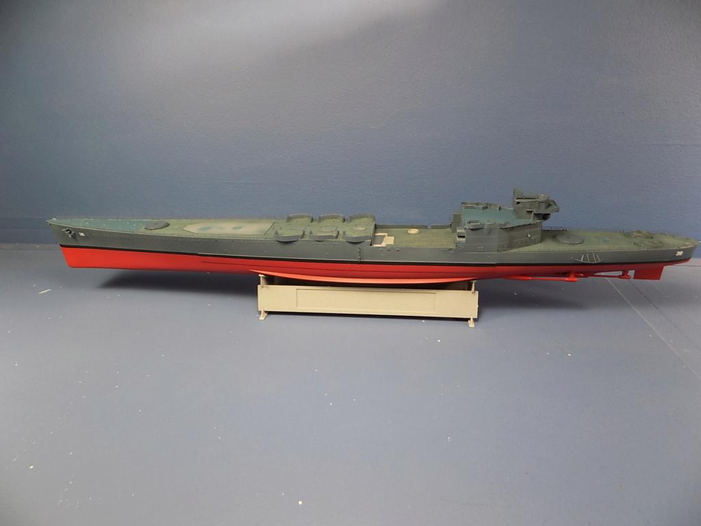 USS San Francisco 1942 au 1/350ème de Trumpeter + Set PE Flyhawk  - Page 3 Dscn2041
