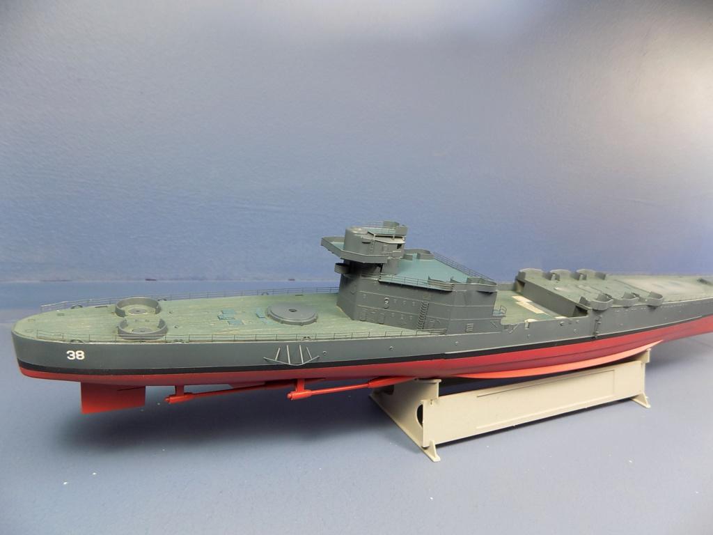 USS San Francisco 1942 au 1/350ème de Trumpeter + Set PE Flyhawk  - Page 3 Dscn2044