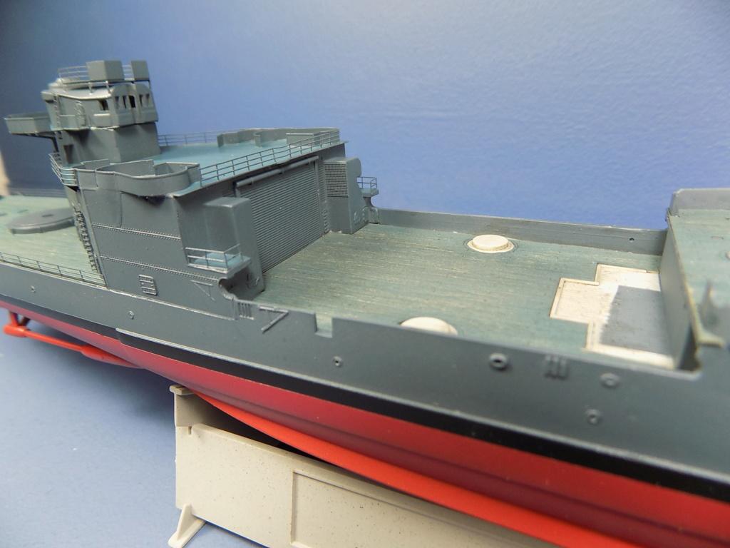 USS San Francisco 1942 au 1/350ème de Trumpeter + Set PE Flyhawk  - Page 3 Dscn2048