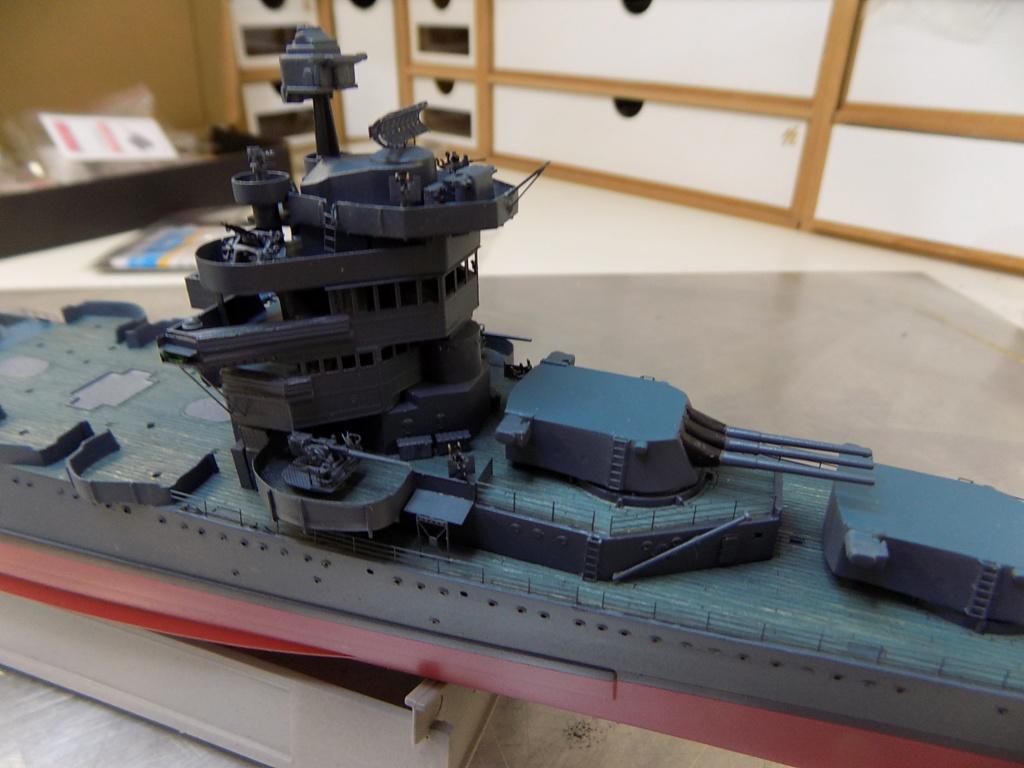 USS San Francisco 1942 au 1/350ème de Trumpeter + Set PE Flyhawk  - Page 4 Dscn2058