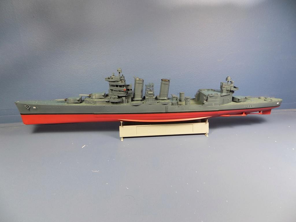 USS San Francisco 1942 au 1/350ème de Trumpeter + Set PE Flyhawk  - Page 5 Dscn2110
