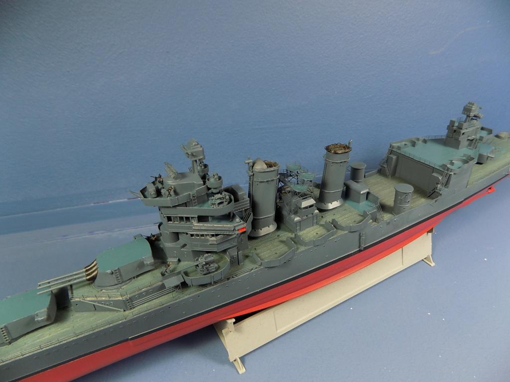 USS San Francisco 1942 au 1/350ème de Trumpeter + Set PE Flyhawk  - Page 5 Dscn2113