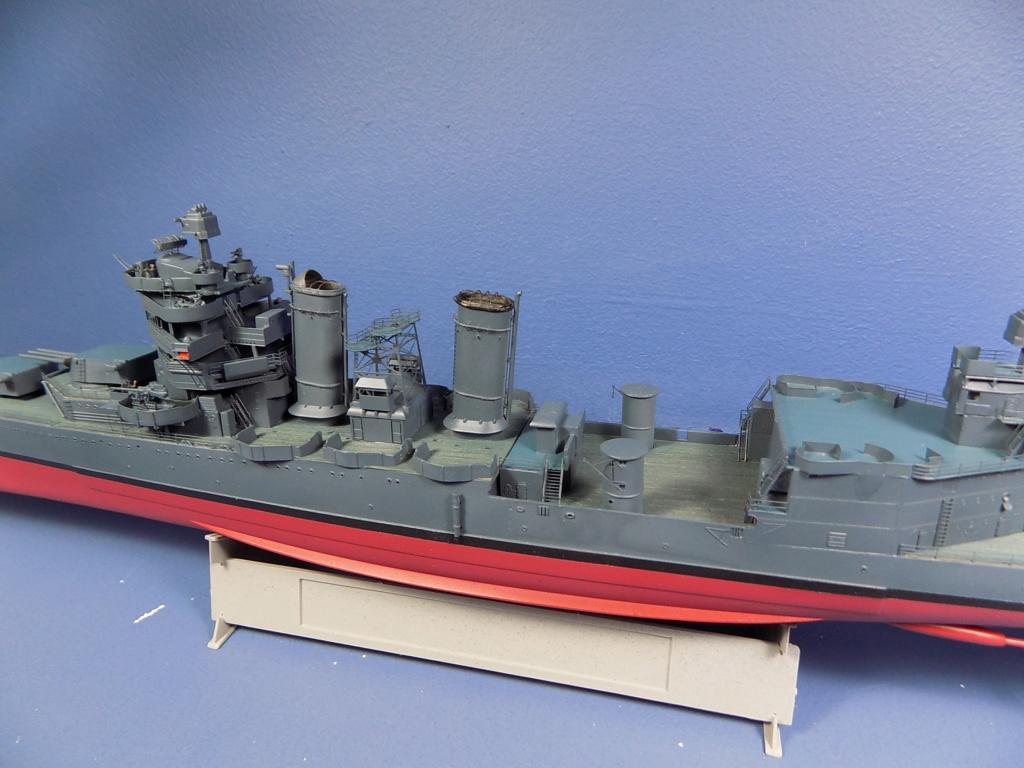 USS San Francisco 1942 au 1/350ème de Trumpeter + Set PE Flyhawk  - Page 5 Dscn2114