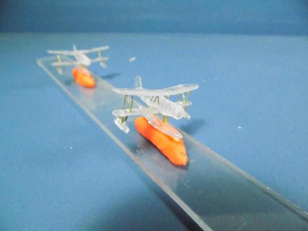 USS San Francisco 1942 au 1/350ème de Trumpeter + Set PE Flyhawk  - Page 5 Dscn2122