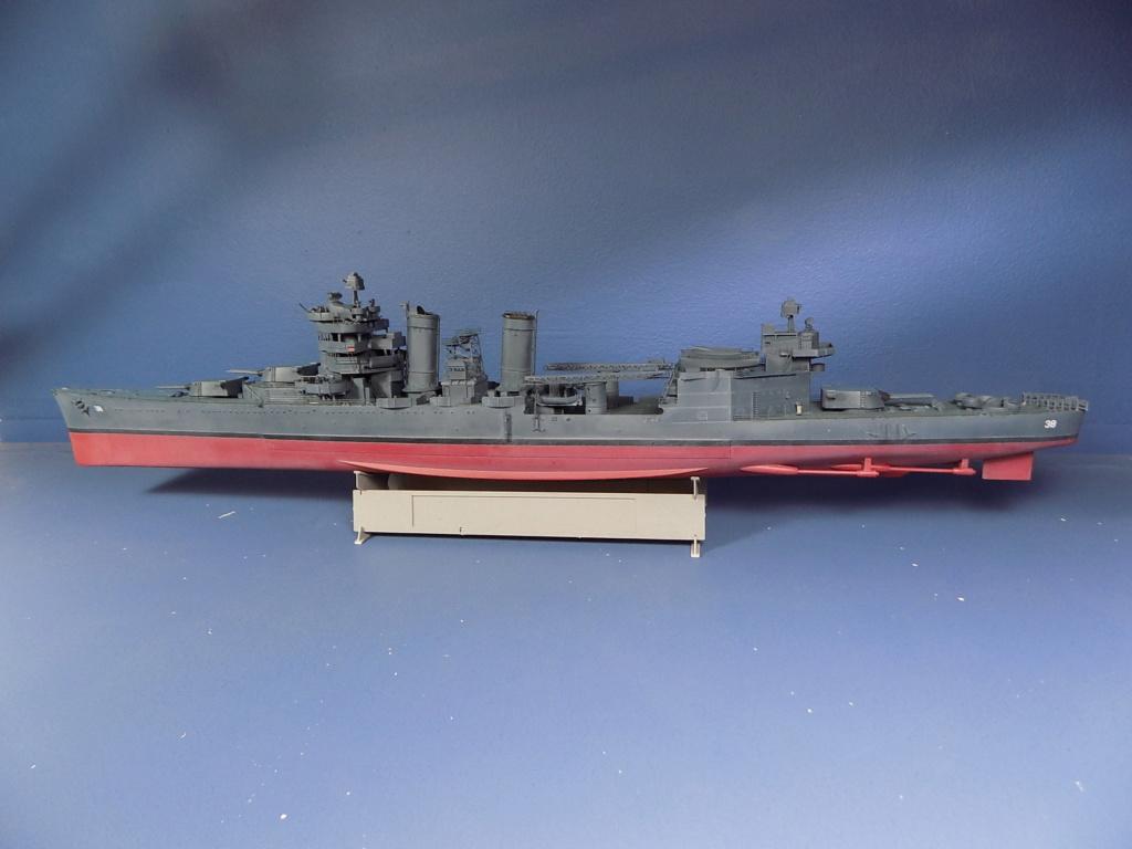 USS San Francisco 1942 au 1/350ème de Trumpeter + Set PE Flyhawk  - Page 6 Dscn2146