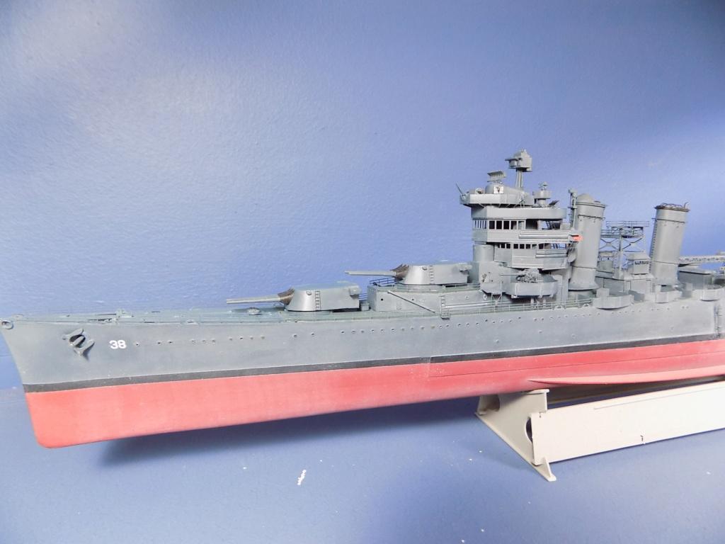 USS San Francisco 1942 au 1/350ème de Trumpeter + Set PE Flyhawk  - Page 6 Dscn2147