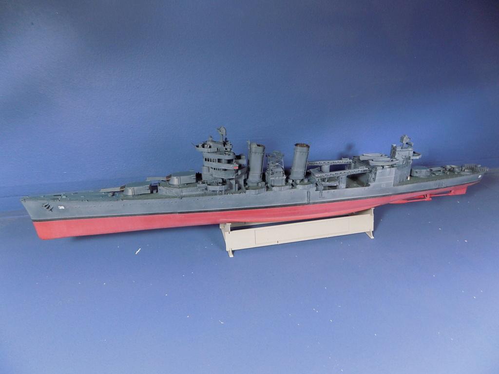 USS San Francisco 1942 au 1/350ème de Trumpeter + Set PE Flyhawk  - Page 6 Dscn2148