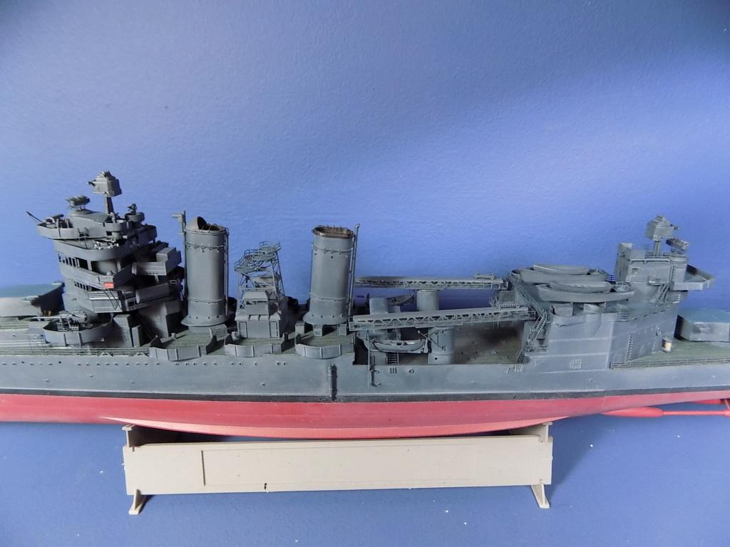 USS San Francisco 1942 au 1/350ème de Trumpeter + Set PE Flyhawk  - Page 6 Dscn2151