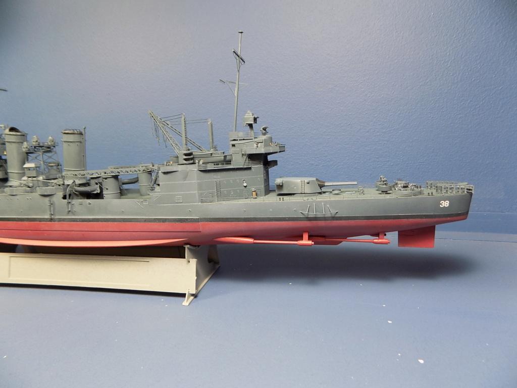 USS San Francisco 1942 au 1/350ème de Trumpeter + Set PE Flyhawk  - Page 6 Dscn2152