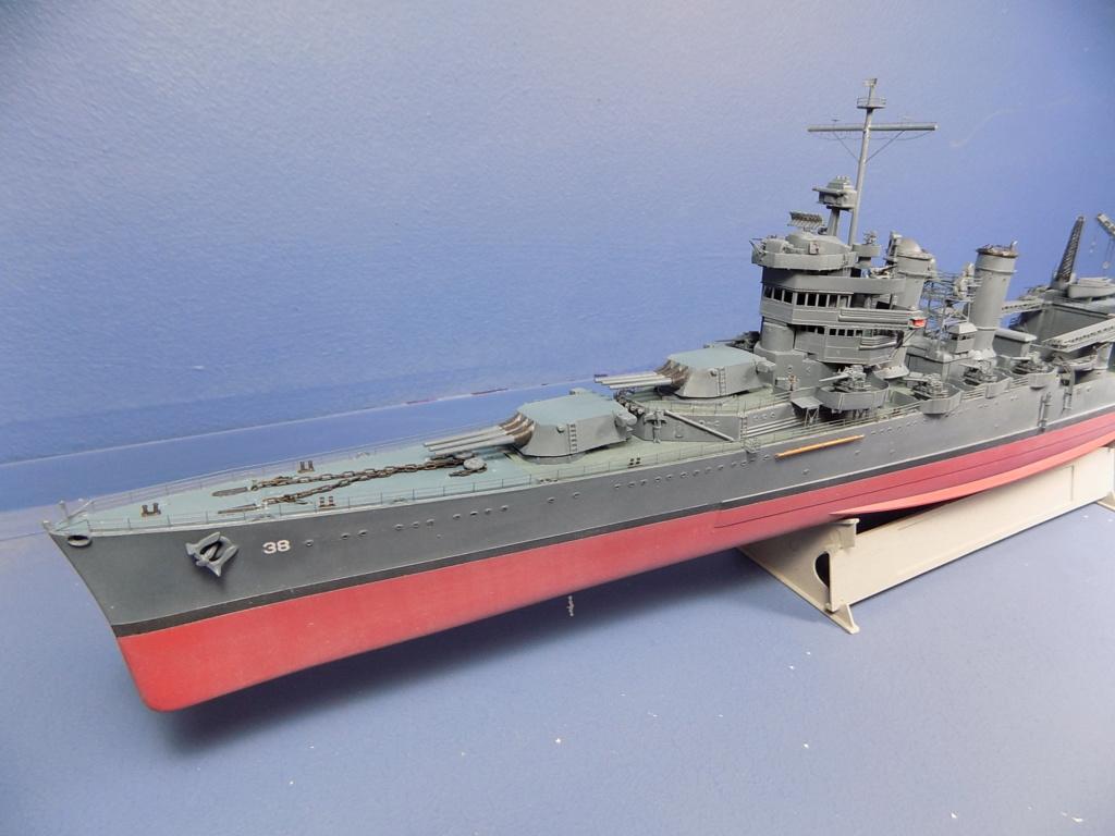 USS San Francisco 1942 au 1/350ème de Trumpeter + Set PE Flyhawk  - Page 6 Dscn2153