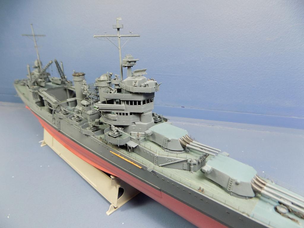 USS San Francisco 1942 au 1/350ème de Trumpeter + Set PE Flyhawk  - Page 6 Dscn2154
