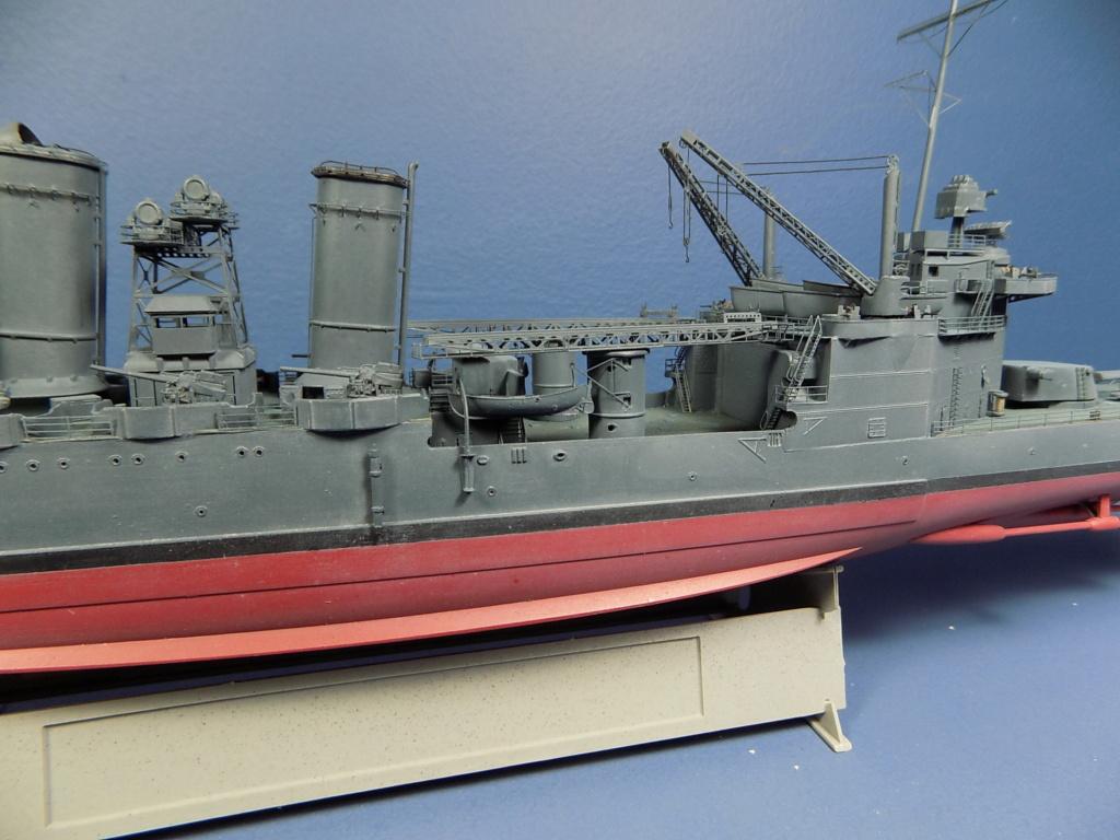 USS San Francisco 1942 au 1/350ème de Trumpeter + Set PE Flyhawk  - Page 6 Dscn2155