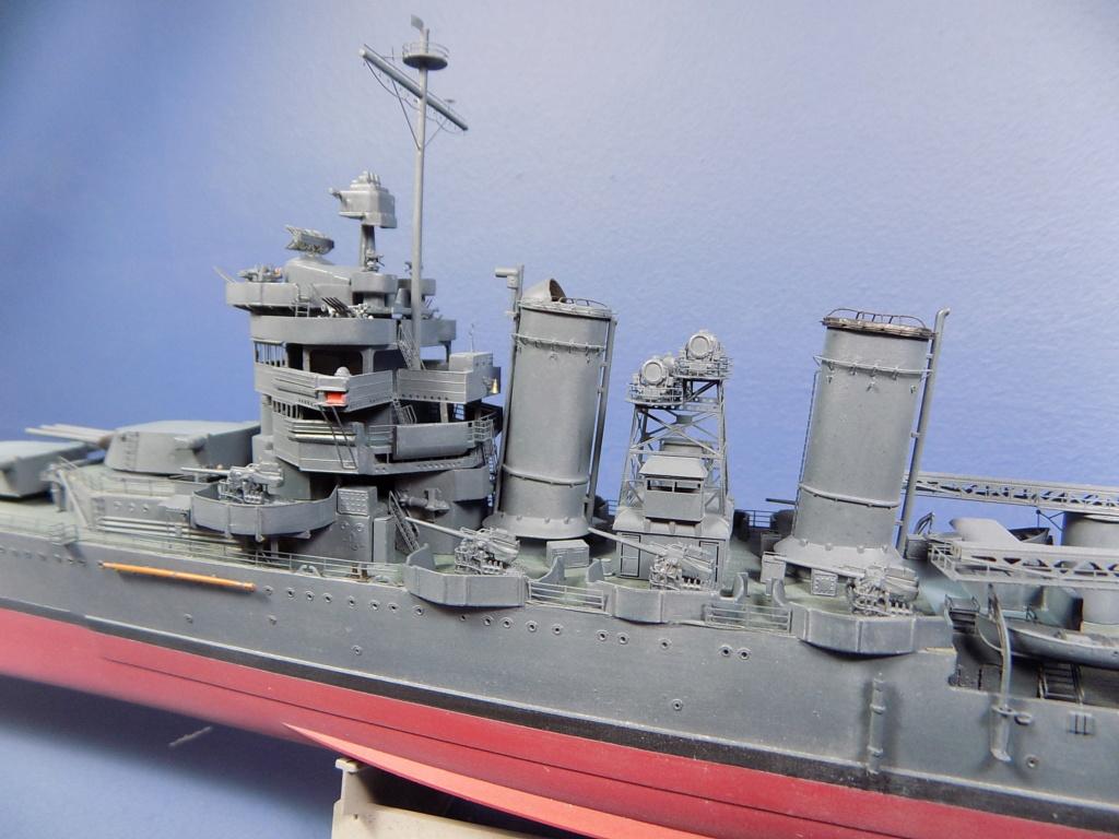 USS San Francisco 1942 au 1/350ème de Trumpeter + Set PE Flyhawk  - Page 6 Dscn2156