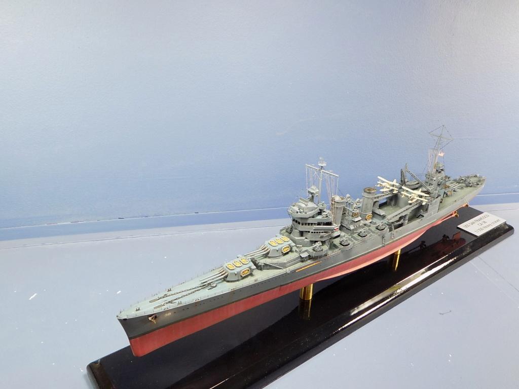 USS San Francisco 1/350ème Trumpeter + Kit PE Flyhawk Dscn2158