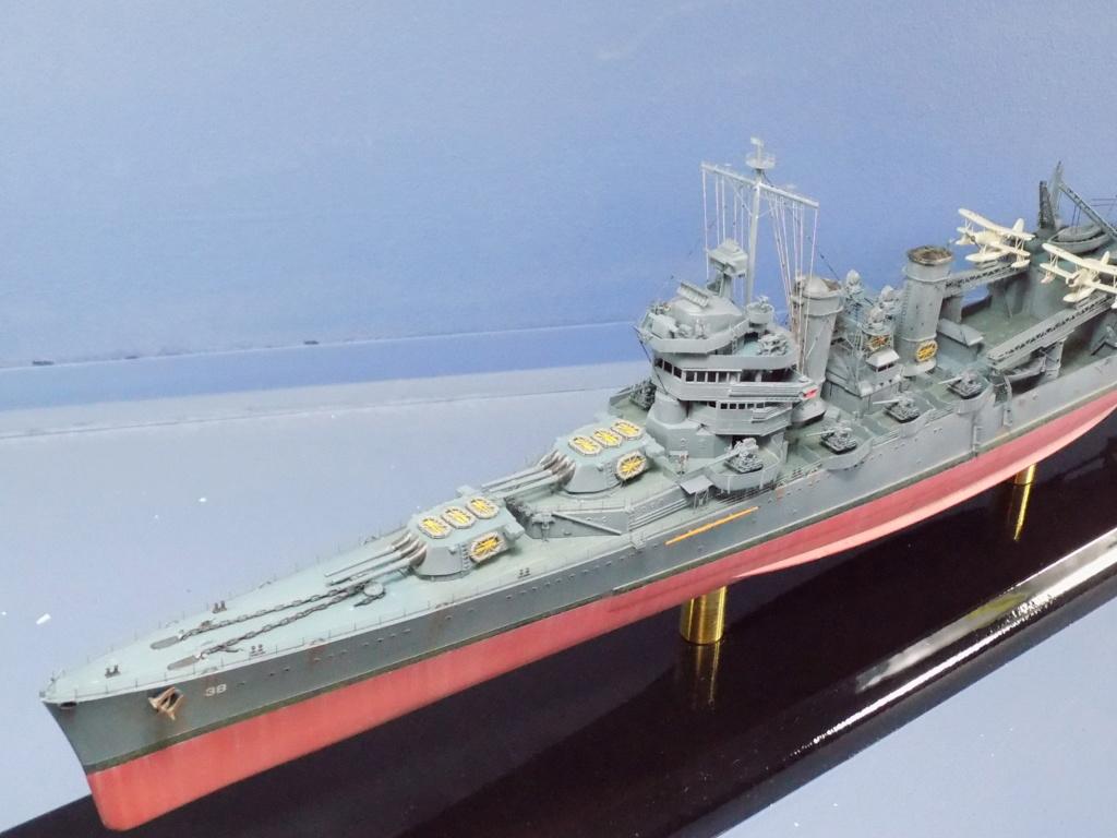 USS San Francisco 1/350ème Trumpeter + Kit PE Flyhawk Dscn2160