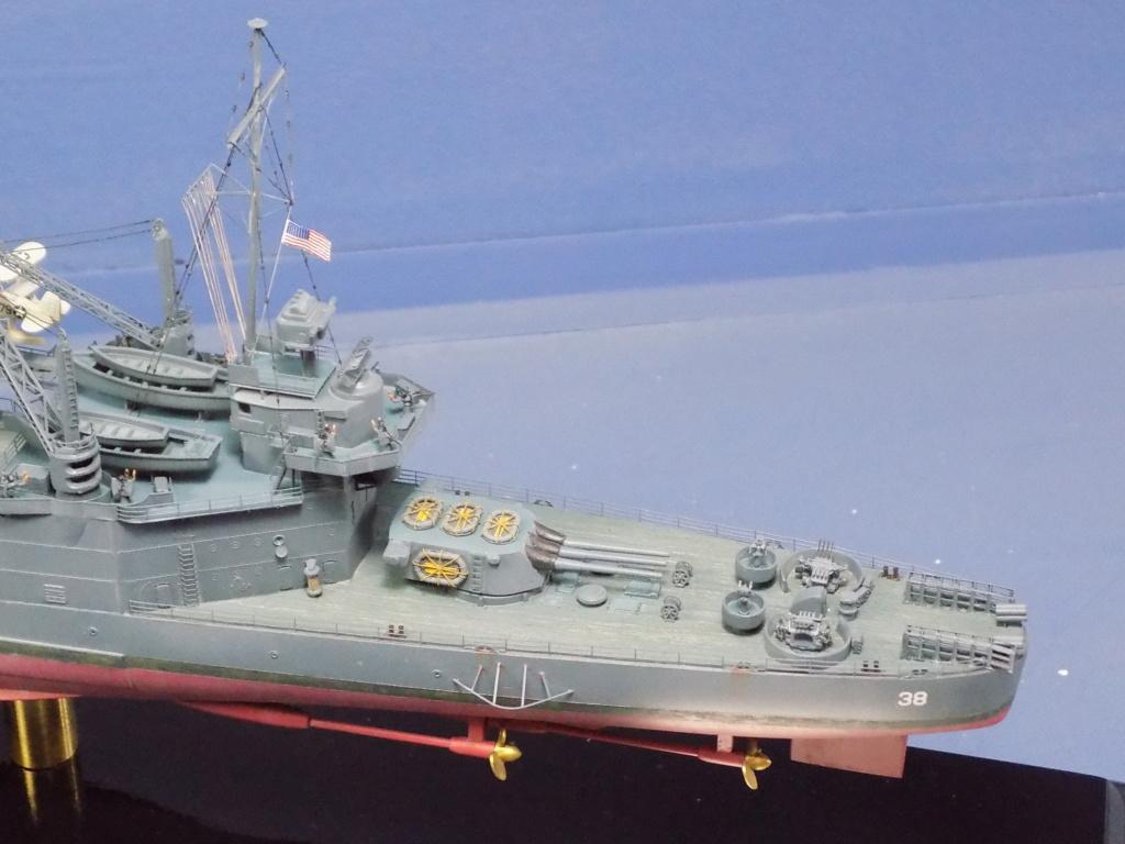 USS San Francisco 1/350ème Trumpeter + Kit PE Flyhawk Dscn2161