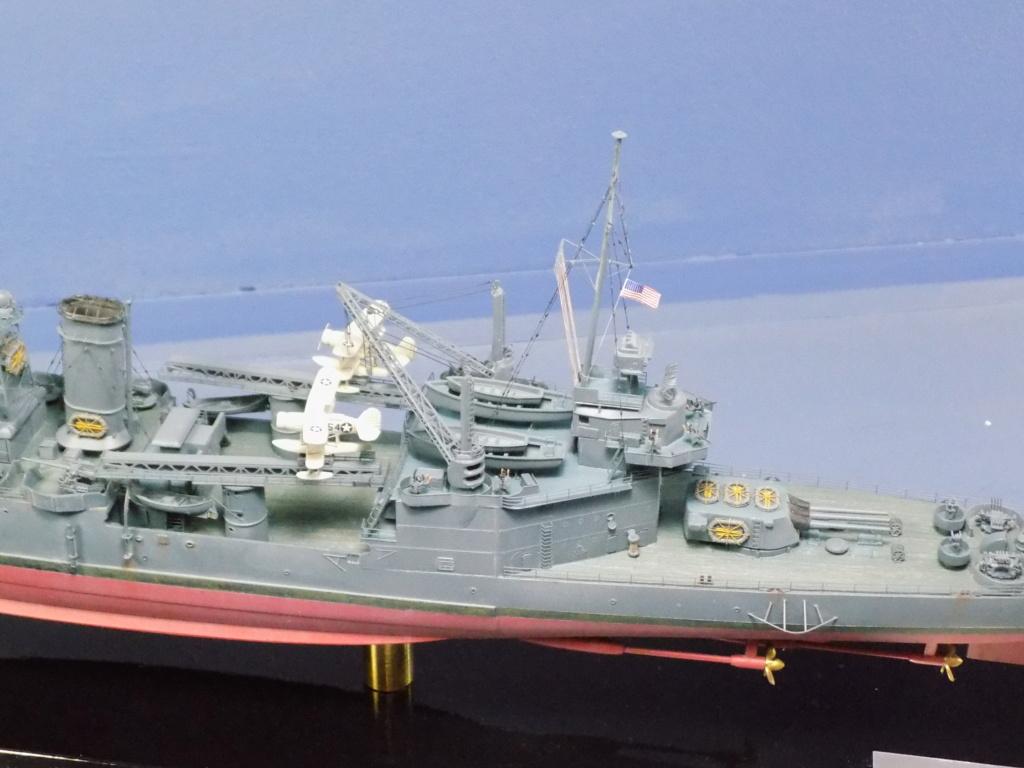USS San Francisco 1/350ème Trumpeter + Kit PE Flyhawk Dscn2162