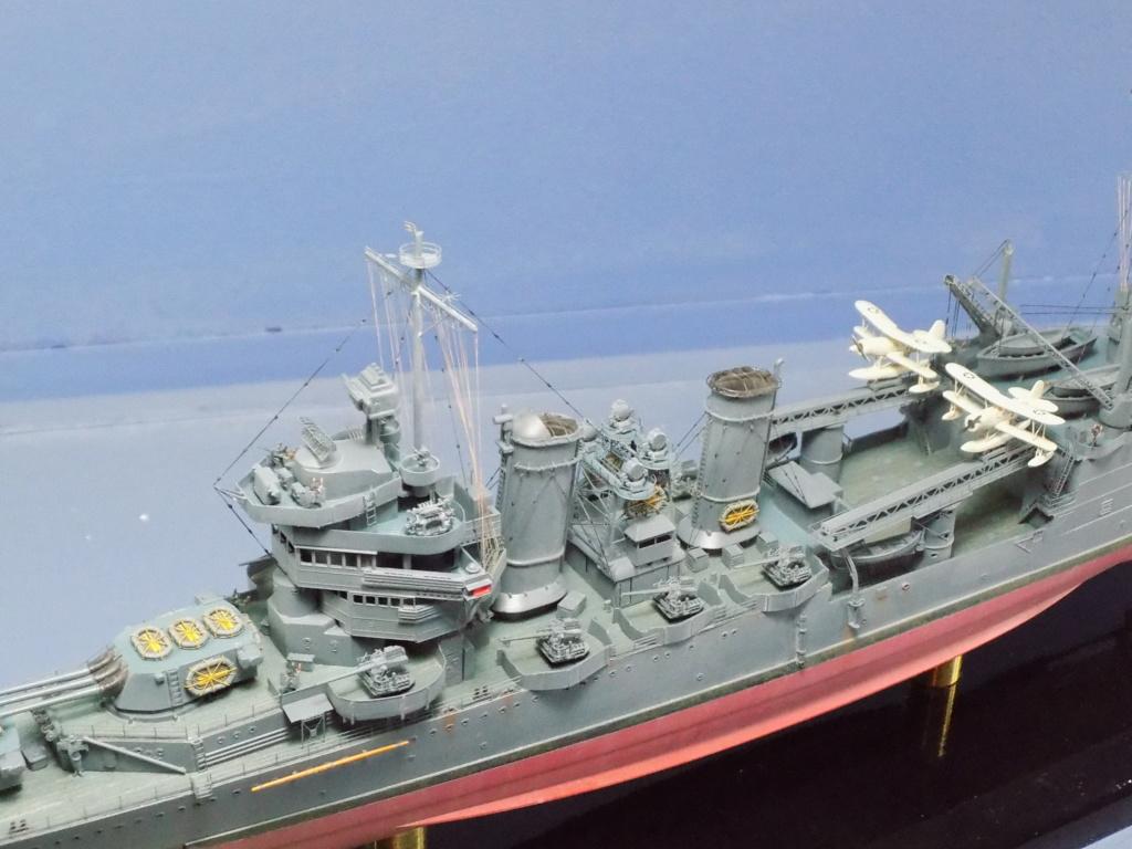 USS San Francisco 1/350ème Trumpeter + Kit PE Flyhawk Dscn2163